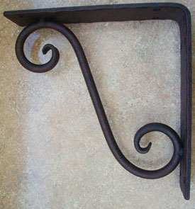 Mantle and Shelf Brackets