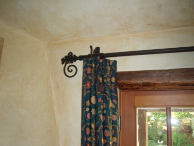 Wrought Iron Drapery Hardware Gallery Paso Robles Ironworks